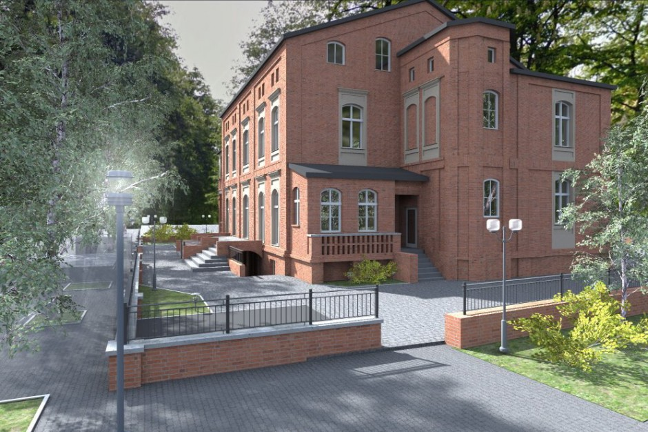 Rewitalizacja. Ruda Śląska odnawia zabytkowe wille w centrum