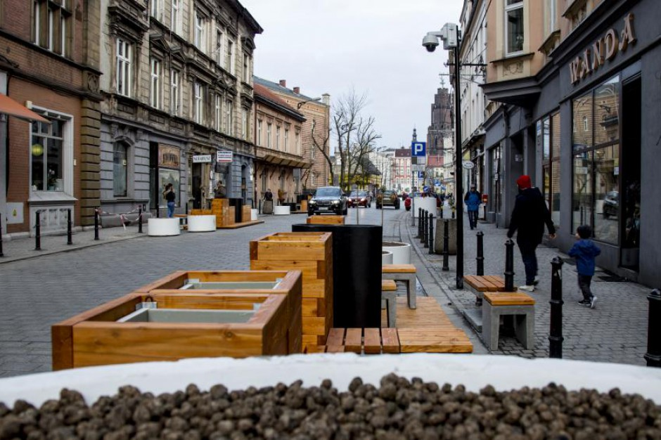 Pierwszy na Śląsku woonerf powstał w Gliwicach