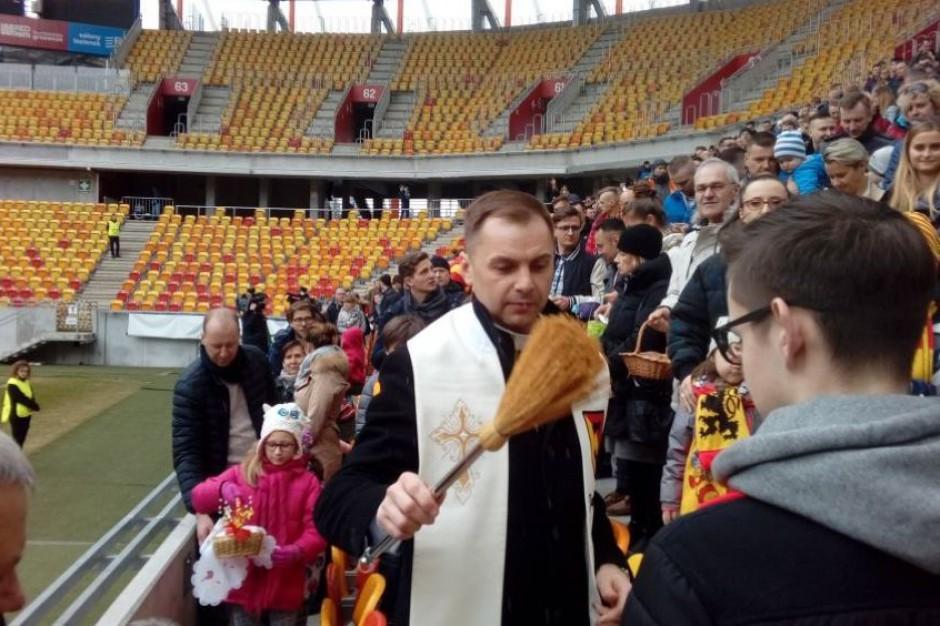 Białystok: Miejskie święcenie pokarmów wielkanocnych