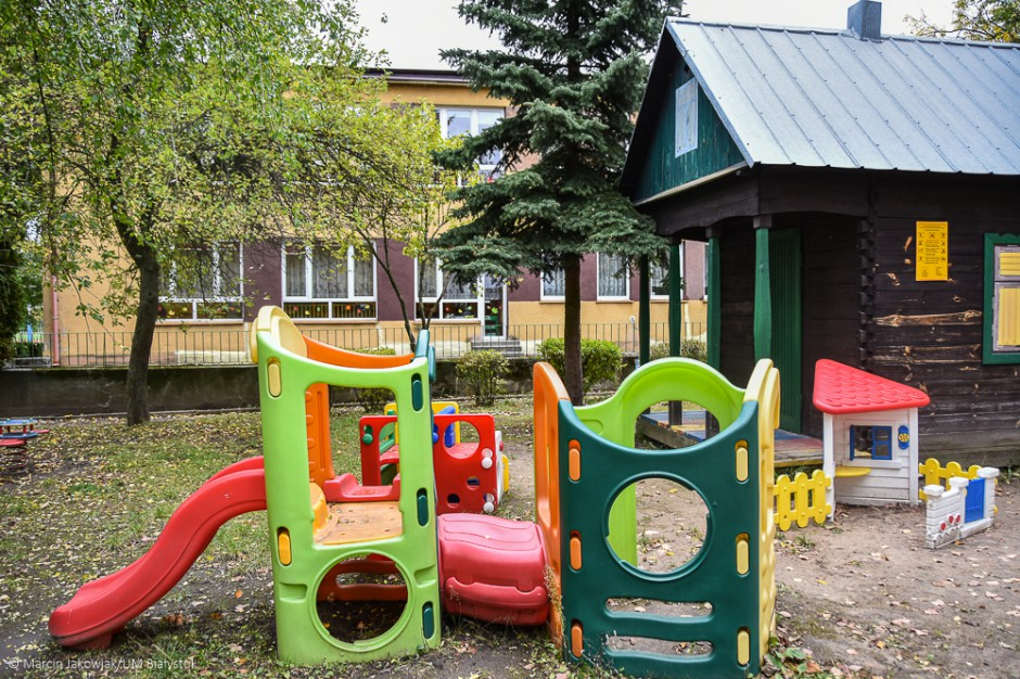 Białystok: Większe przedszkole na Antoniuku