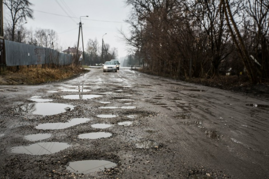 Mieszkańcy Radomia doczekają się przebudowy ulicy Małcużyńskiego