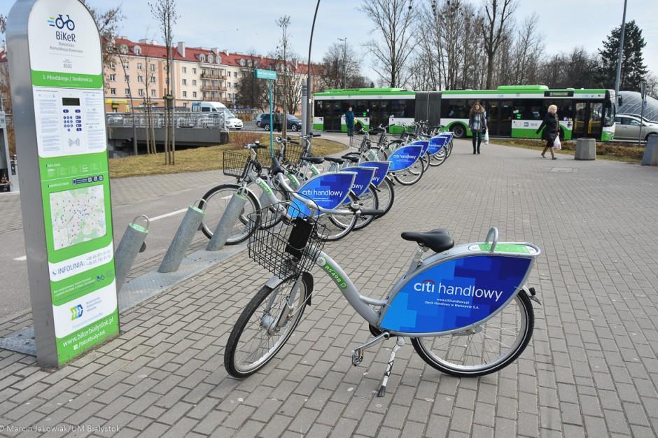 W Białymstoku ruszył sezon rowerowy
