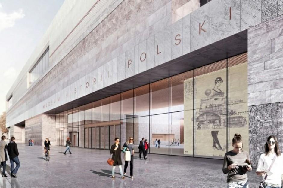 Muzeum Historii Polski będzie największym i najdroższym muzeum w Polsce