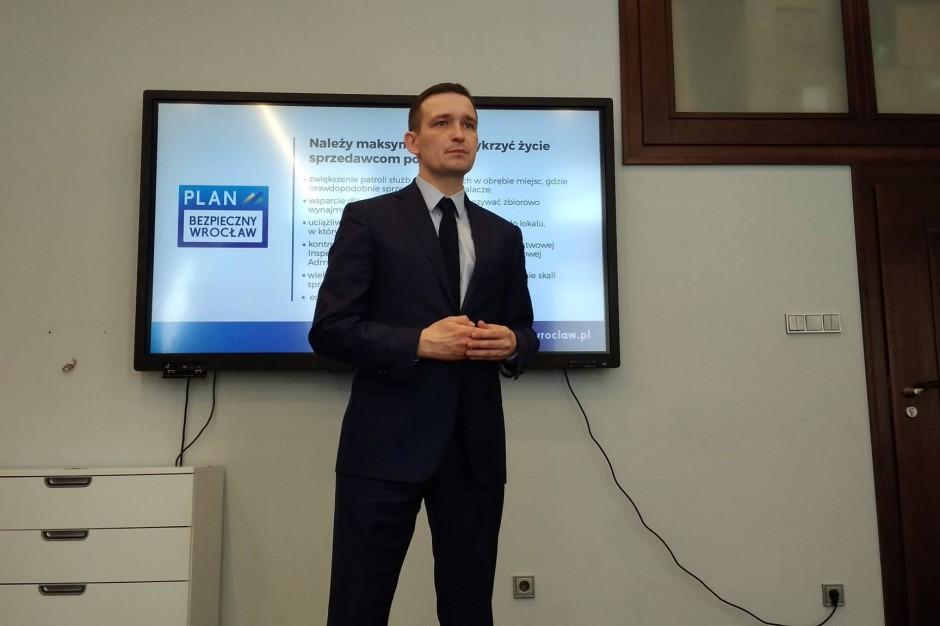 Kandydatem Nowoczesnej we Wrocławiu jest Michał Jaros. Partia nie poprze Ujazdowskiego