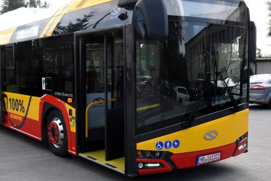 Poznań. Przetarg na zakup autobusów elektrycznych