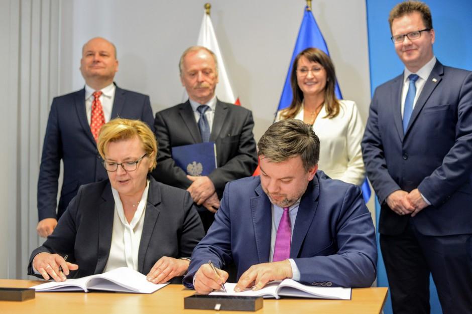 1,2 mld zł z Unii Europejskiej na drogi i pociągi