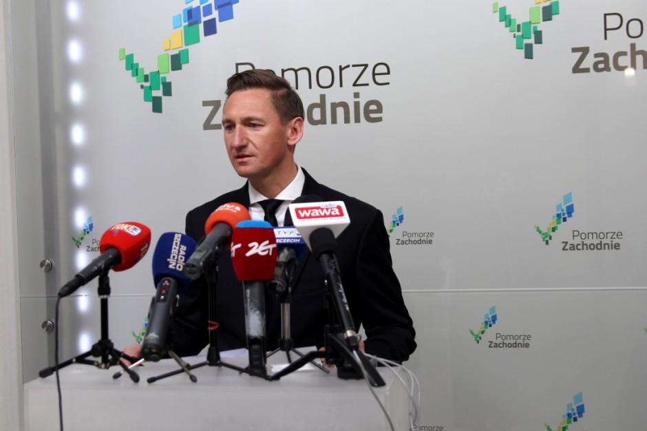 Olgierd Geblewicz przed wyborami samorządowymi o kadencji 2014-2018
