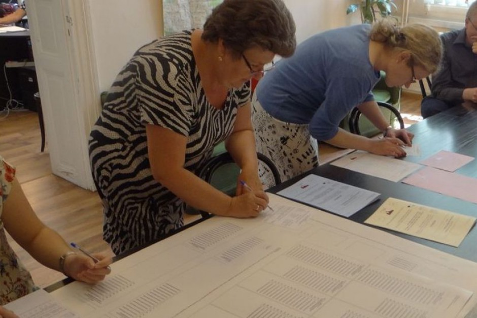 Komisarze wyborczy i delegatury KBW: wybory i referenda
