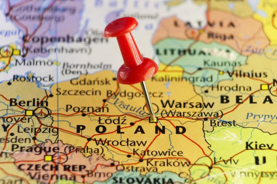 Od 1 stycznia cztery nowe miasta w Polsce