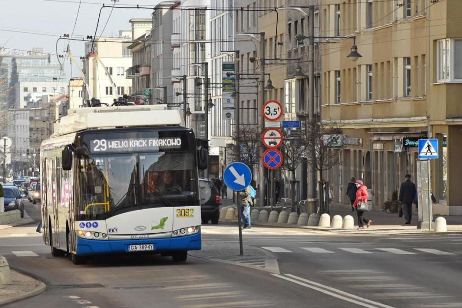 Gdynia kupi 30 trolejbusów. Kolejnych 21 zostanie zmodernizowanych