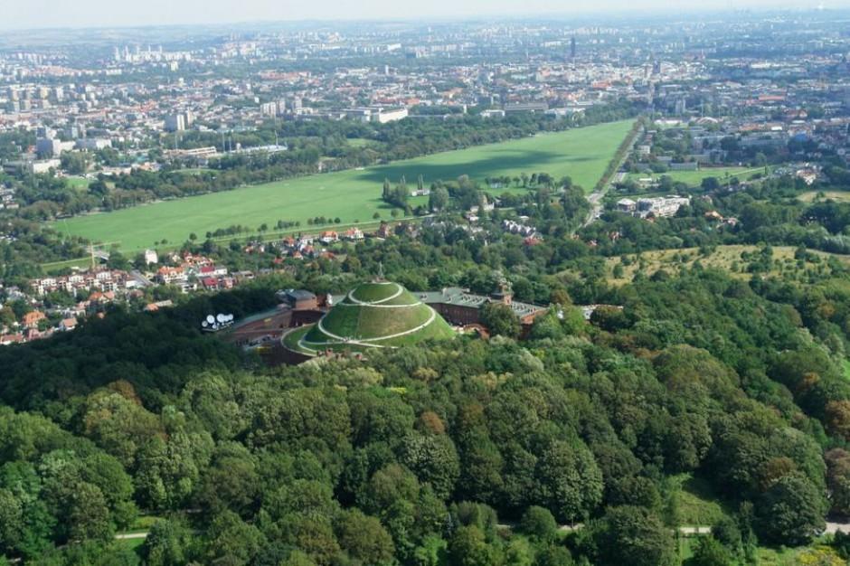Kraków zabetonuje Wzgórze św. Bronisławy?