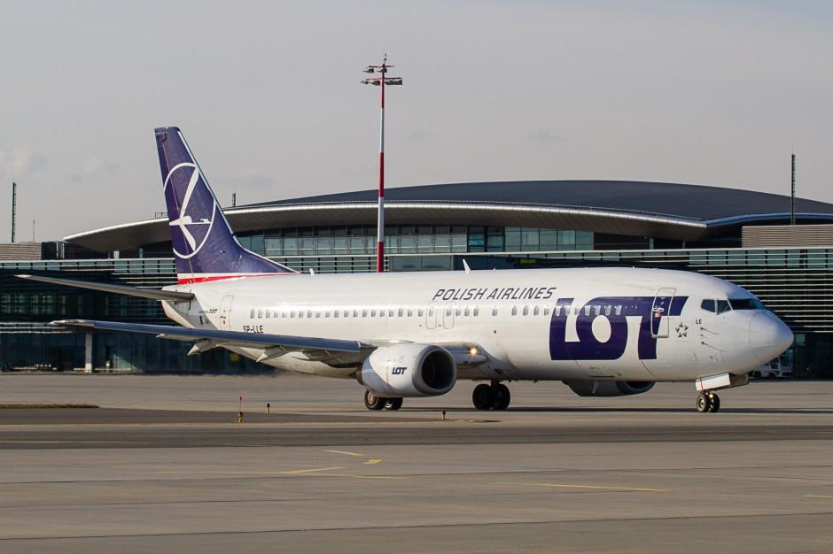 Rekordowe otwarcie roku na lotnisku w Jasionce