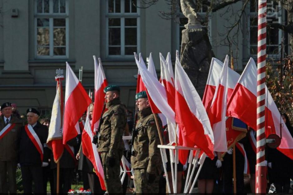 Gmina Świdnica: 1918 flag na 100-lecie niepodległości