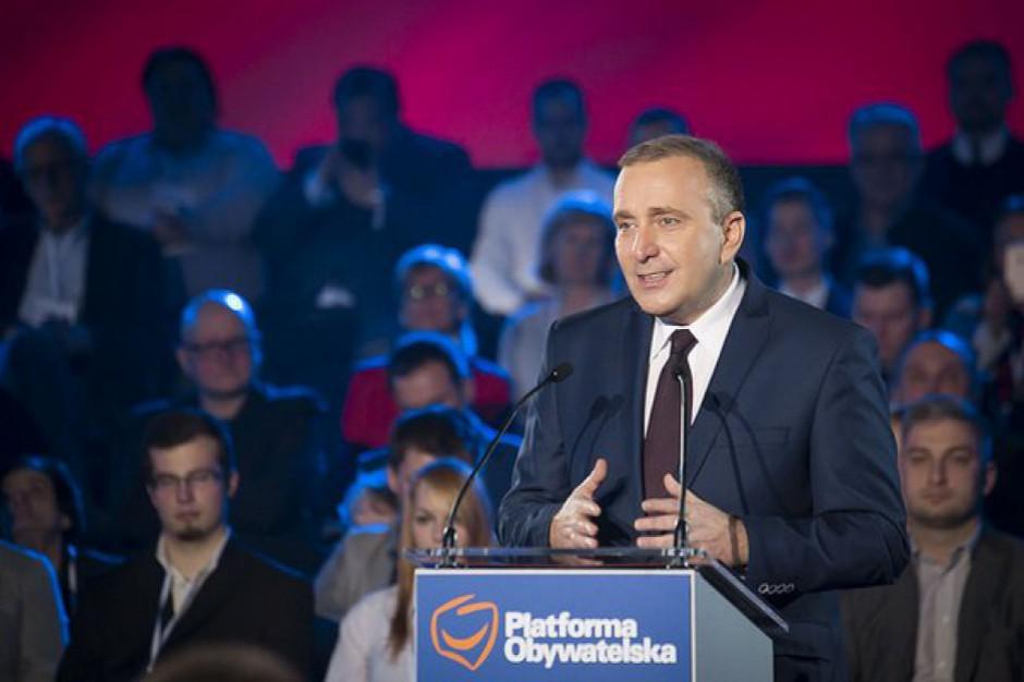 Grzegorz Schetyna: Zrobię wszystko, żeby PiS nie zajmował się samorządem, bo chce go zdemolować