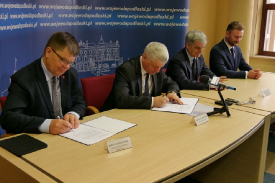 Samorząd województwa podlaskiego dostanie pieniądze na remont szpitala