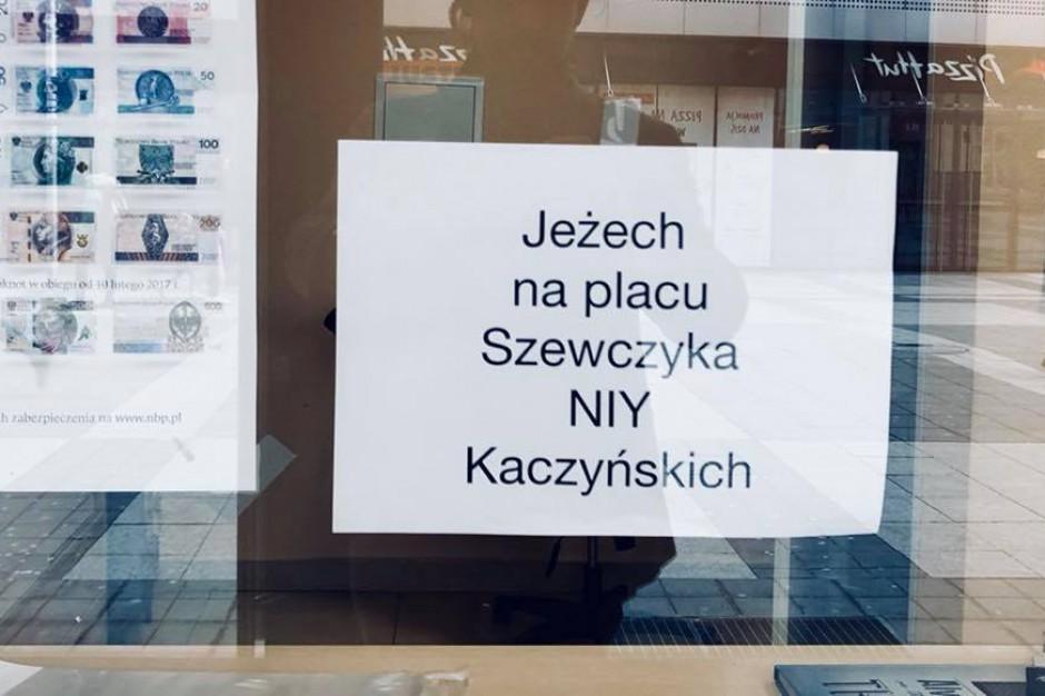 Dekomunizacja. Społecznicy z Katowic chcą walczyć w sądzie o Plac Szewczyka