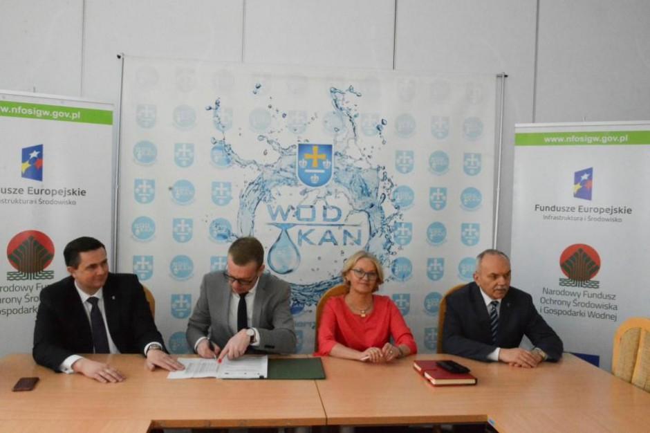 21,5 mln dotacji na gospodarkę wodną w Skierniewicach