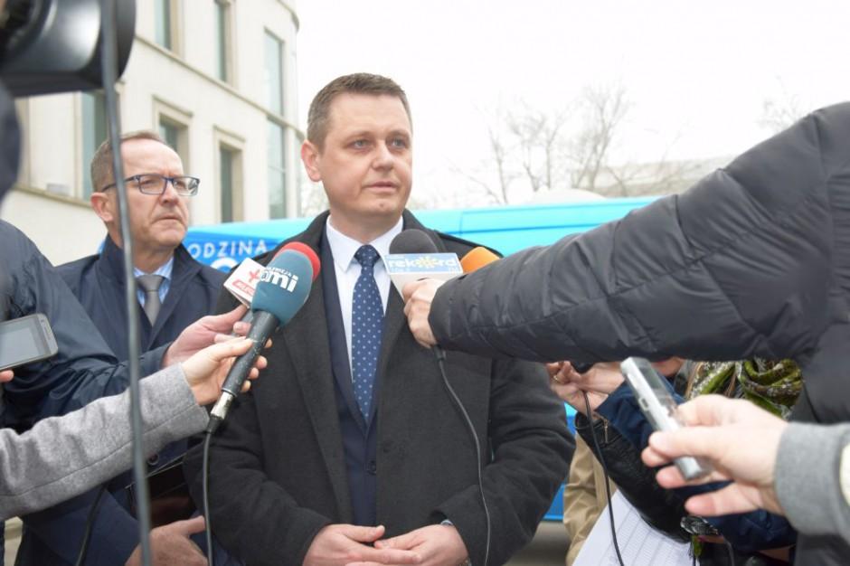 Decyzja wojewody umożliwi przebudowę alei Wojska Polskiego w Radomiu