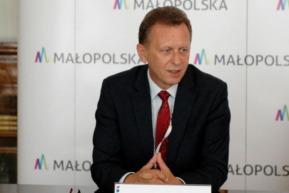 Jacek Krupa przed wyborami samorządowymi o kadencji 2014-2018