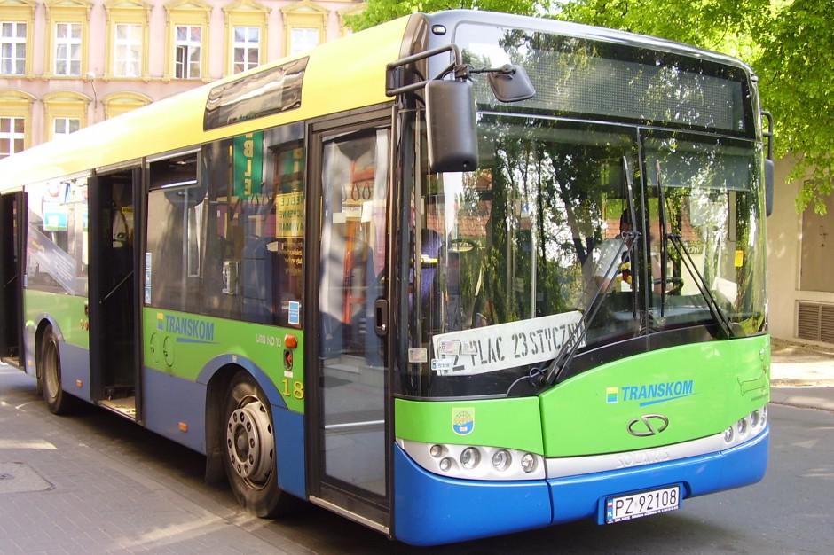 Osiem osób w szpitalu po zderzeniu dwóch autobusów w Ostrowie Wielkopolskim