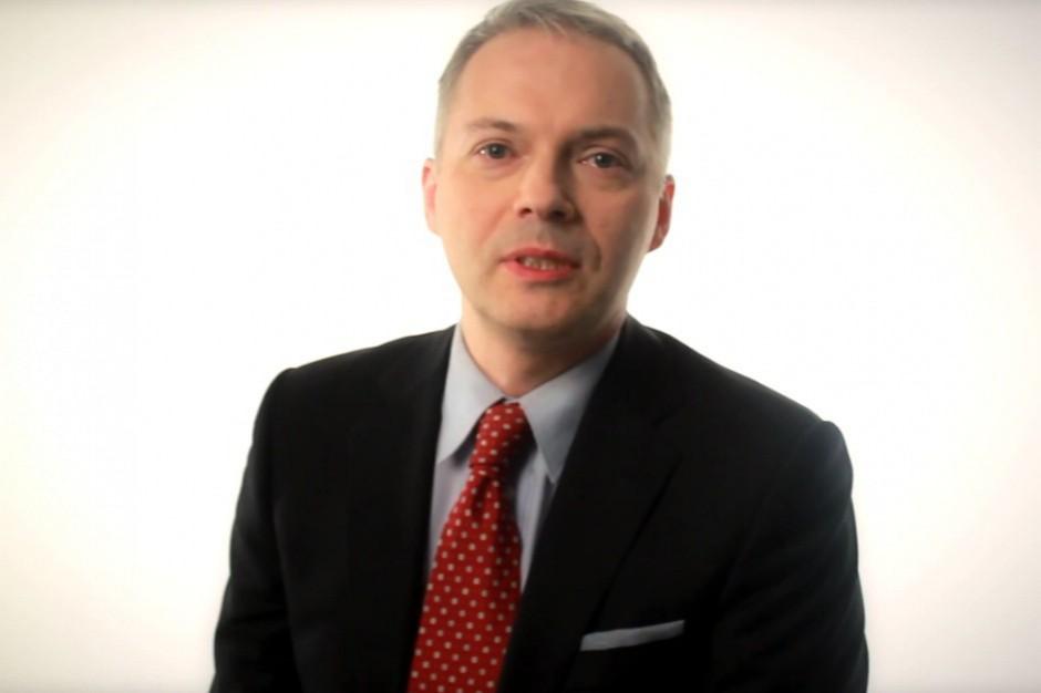 Poseł Jacek Żalek kandydatem Porozumienia na prezydenta Białegostoku