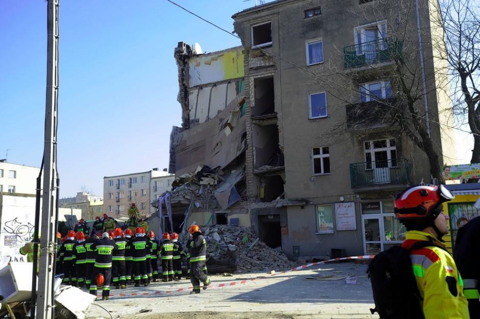 Poznań: rządowa pomoc dla poszkodowanych w katastrofie kamienicy trafiła na konto miasta