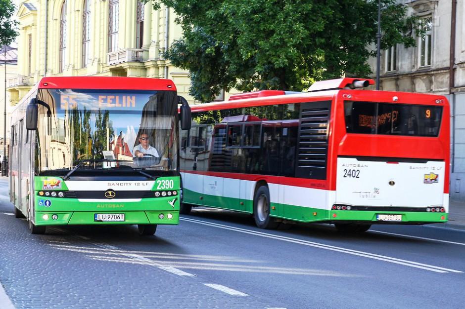 W Lublinie wypadek autobusu miejskiego. Około 20 osób w szpitalach
