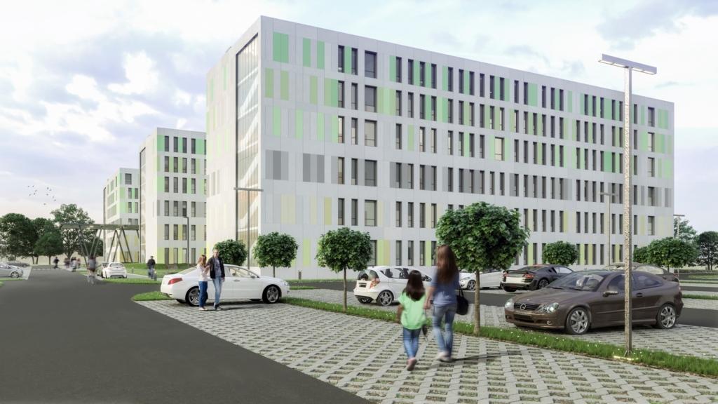 Będzie to największa, budowana od podstaw, taka placówka w Polsce ( Fot. Urząd Marszałkowski Woj. Wielkopolskiego)