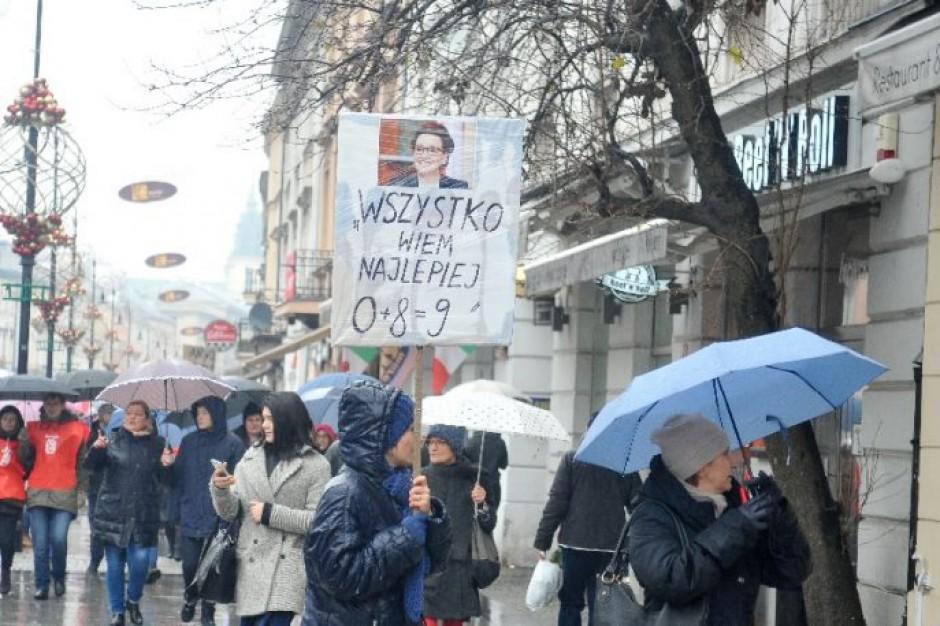 Ogólnopolska manifestacja pracowników oświaty. Nauczyciele znów wyjdą na ulice