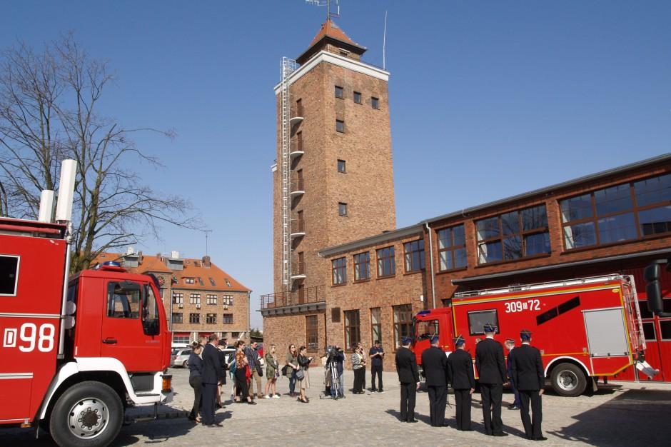 Ponad 2 mln zł dla dolnośląskiej straży pożarnej na zapobieganie skażeniu środowiska