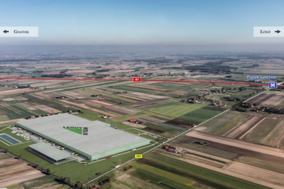 W Piątku powstanie największy obiekt dystrybucyjny w Polsce
