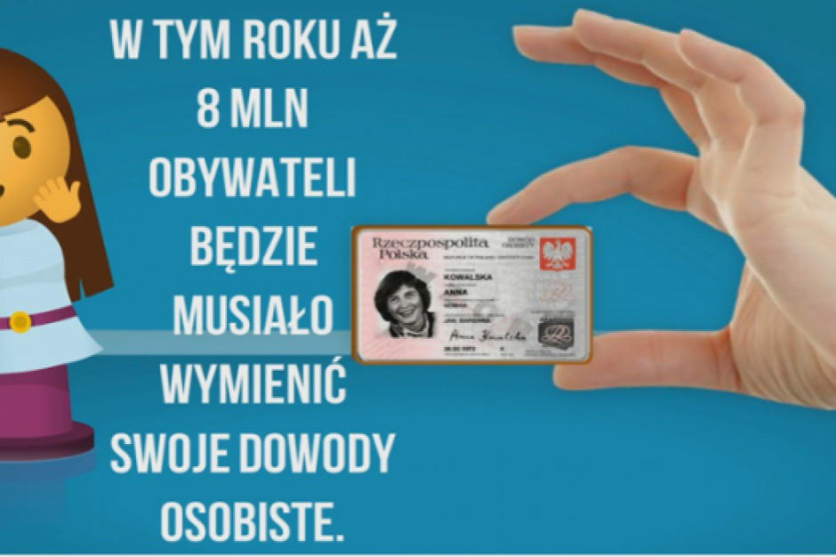 Związek Samorządów Polskich proponuje umieszczenie kodu QR na dowodach osobistych