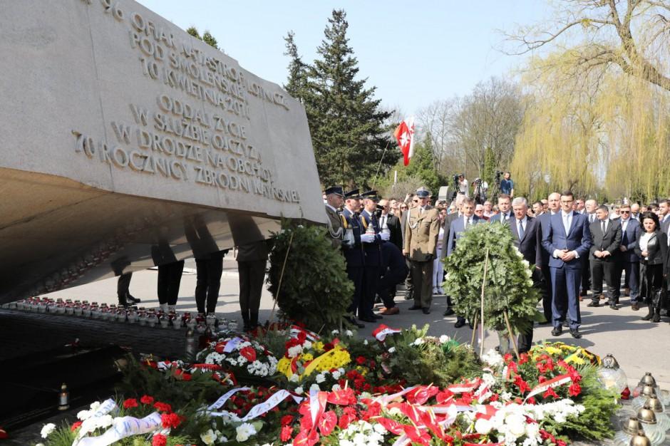 W całym kraju obchody 8. rocznicy katastrofy smoleńskiej
