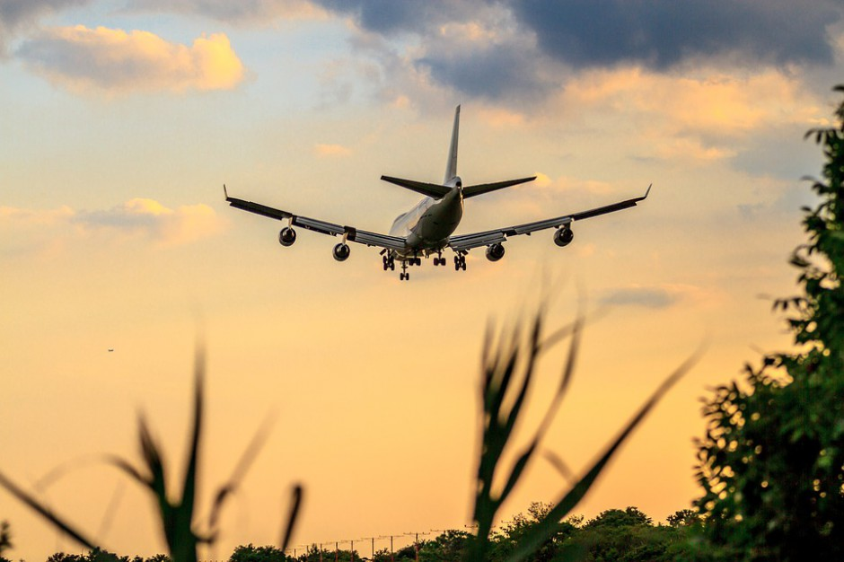 Polskie lotniska notują silne wzrosty