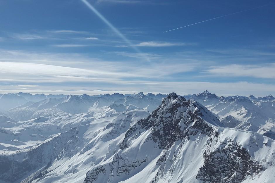 Bieszczady: Zagrożenie lawinowe w górach