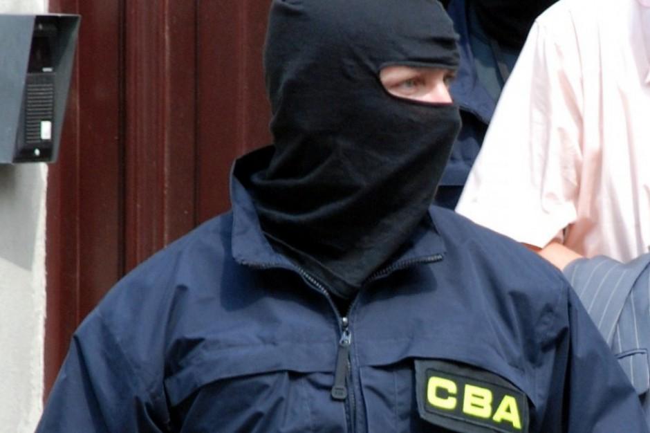 CBA zatrzymano b. komendanta straży pożarnej w Mysłowicach. Poszło o budowę nowej siedziby PSP