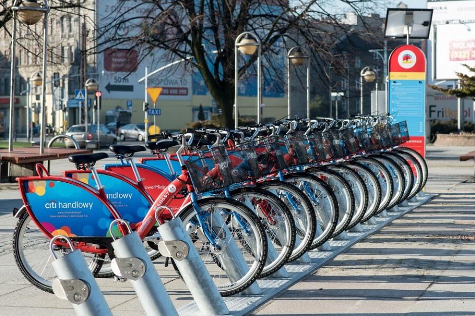 Od kwietnia w Zabrzu ruszy pilotaż rowerów miejskich przy atrakcjach turystycznych