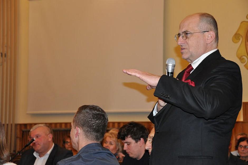 Zbigniew Rau: Składowisko odpadów w Zgierzu zostanie zrekultywowane do 2021 roku