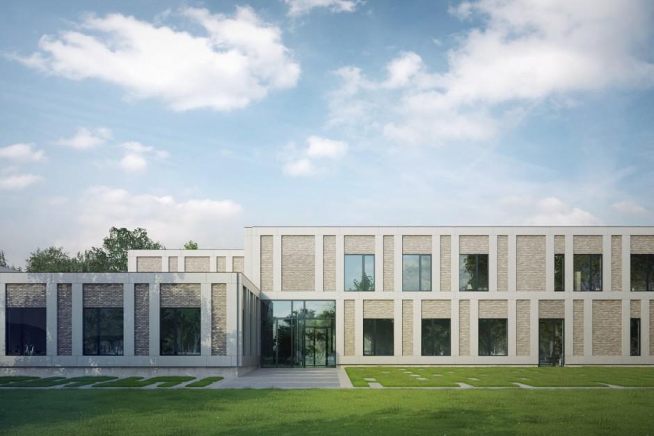 Lubrza ma nowy urząd i dom kultury