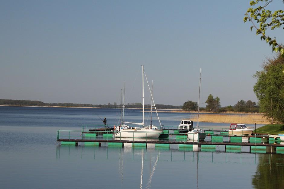 Prezes Wód Polskich zapowiada kontrole na mazurskich jeziorach