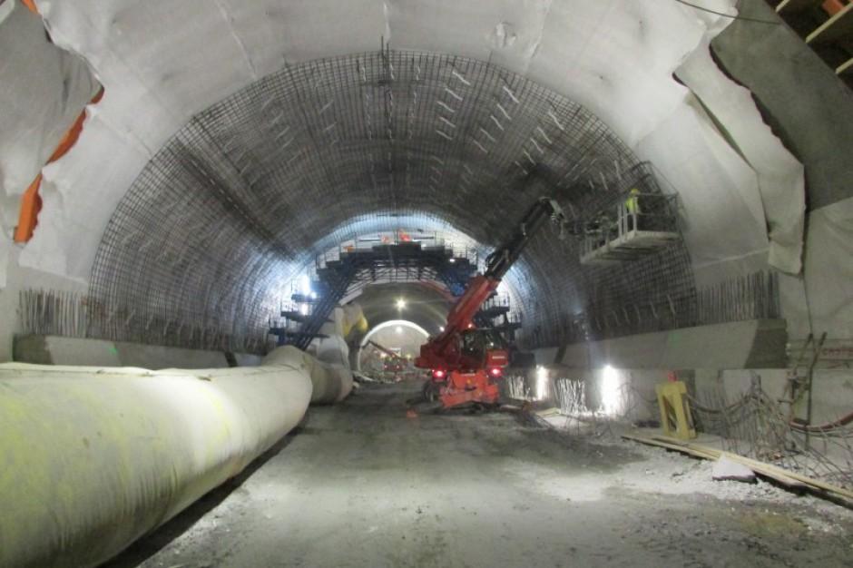 Tunel na Zakopiance ma być gotowy w lutym przyszłego roku