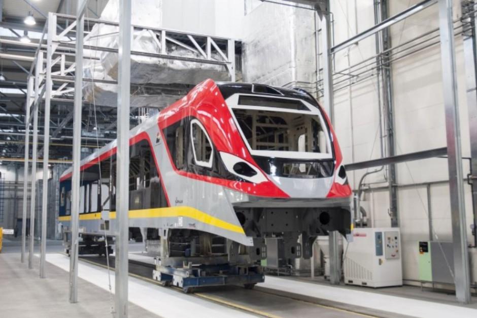 Pierwsze pociągi Impuls już w barwach Łódzkiej Kolei Aglomeracyjnej (FOTO)