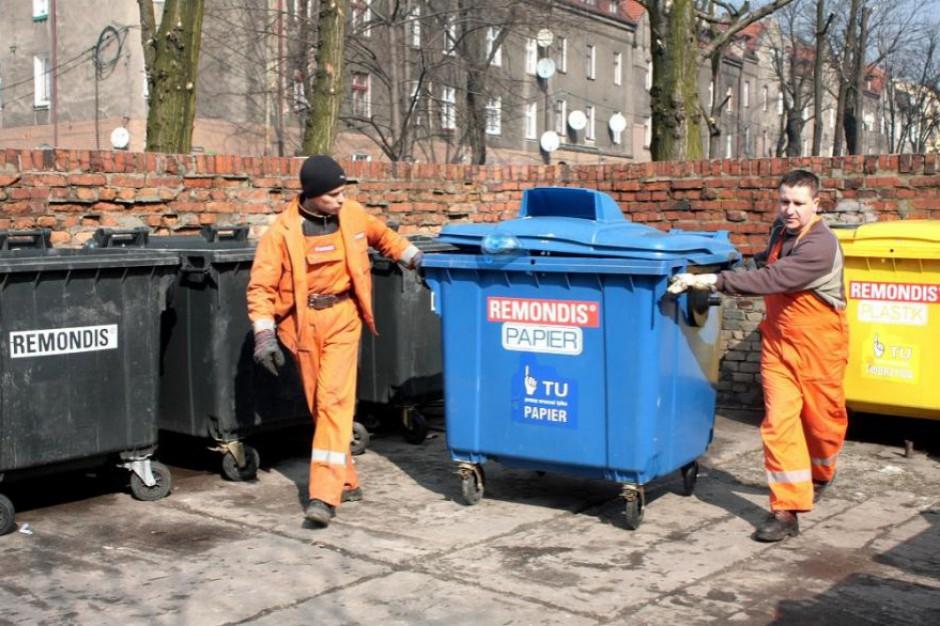 Łódź. Przetarg na wywóz komunalnych odpadów
