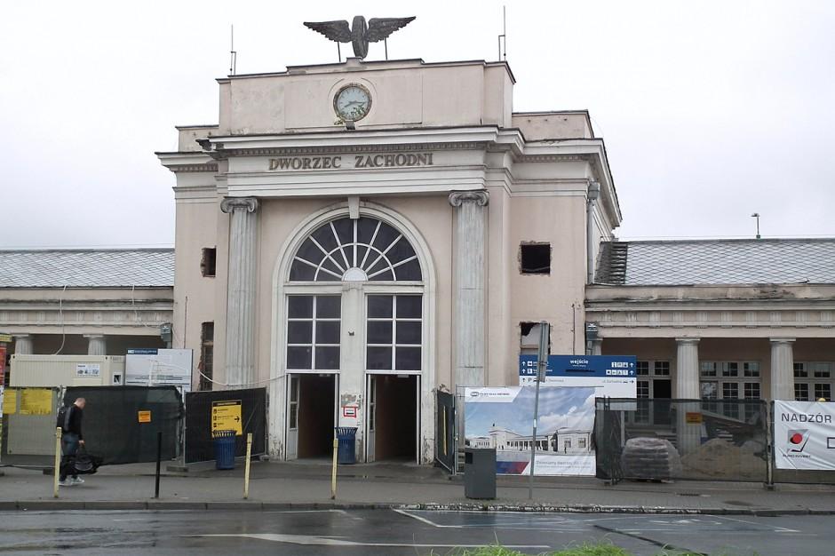 Poznań. W maju zostanie oddany odnowiony Dworzec Zachodni