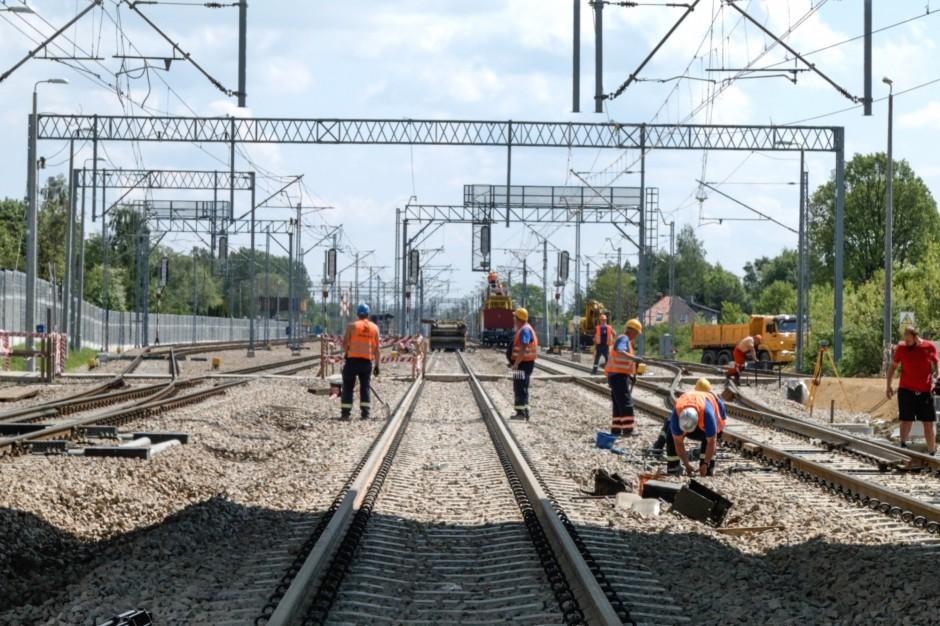Rusza przebudowa ważnej linii kolejowej w warmińsko-mazurskiem