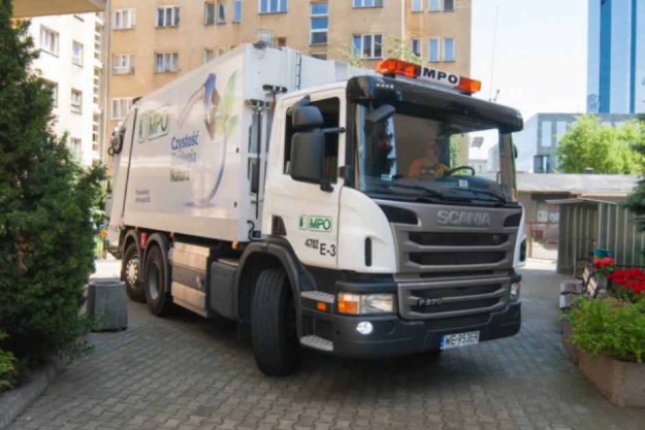Resort środowiska: transport odpadów to co innego niż ich zbieranie