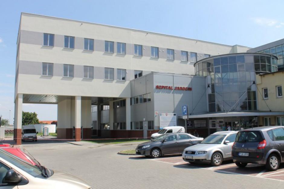 Jarocin: szpital chce zdobyć dotację na przebudowę