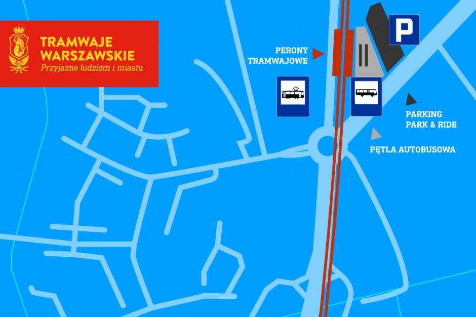 Ruszają prace projektowe nowej linii tramwajowej w Warszawie