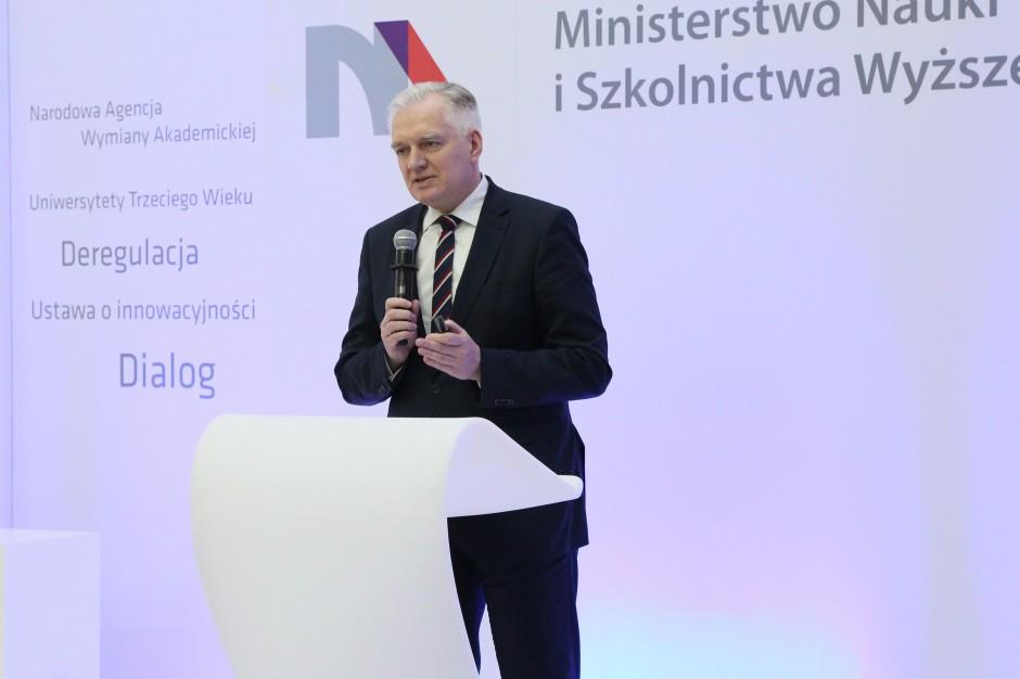 Jak przyszłość PWSZ? Jarosław Gowin uspokaja samorządowców