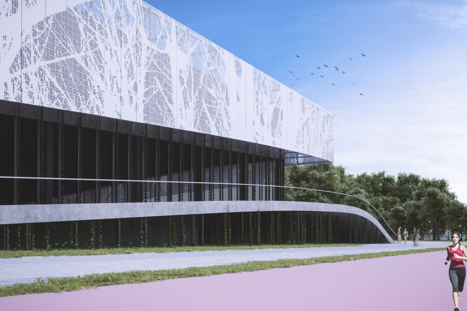 Jeszcze w tym roku w Poznaniu zacznie się budowa hali lekkoatletycznej